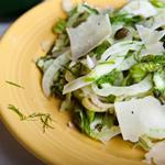 Asparagus & Fennel Salad